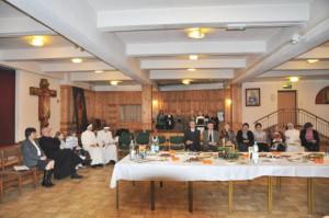 Dolny kościół – spotkanie kolędowe POAK