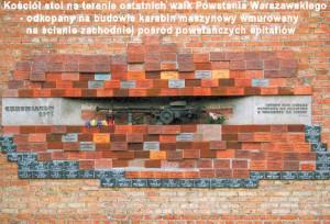 Ku pamięci powstańców warszawskich