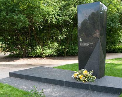 Poświęcenie Pomnika na Agrykoli