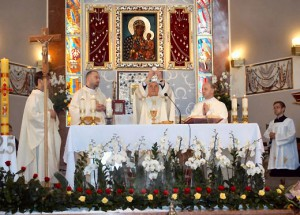 Msza św. na XXV-lecie kapłaństwa ks. Proboszcza